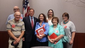 Families First invites Sen. Blumenthal to be a voice in Washington for his constituents who have I/DD